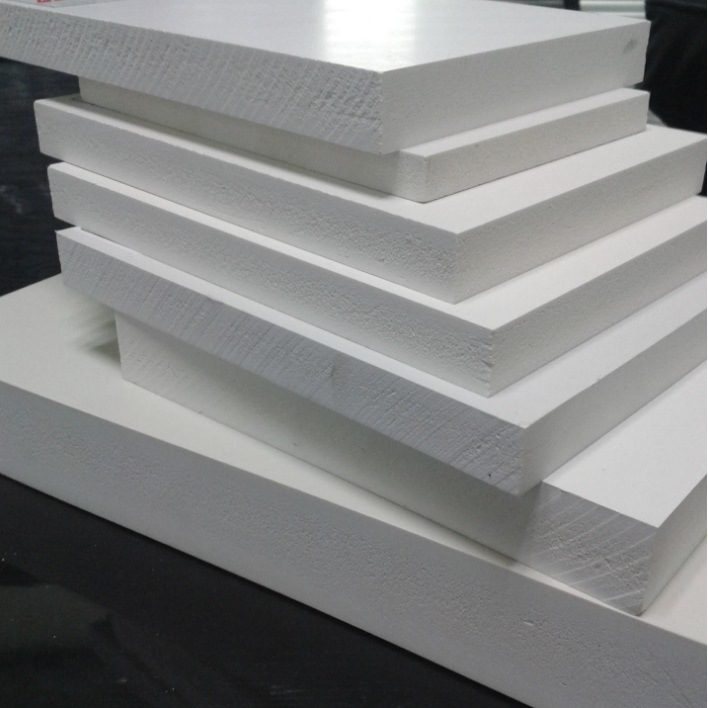 High Quality PVC Foam Sheet with a Competitive Price From China Plastic Sheet