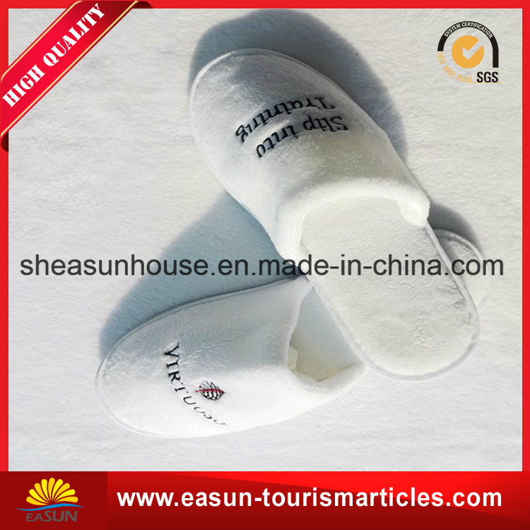 5 Star Hotel Slipper Wholesale Hotel Slipper Velvet Hotel Slipper