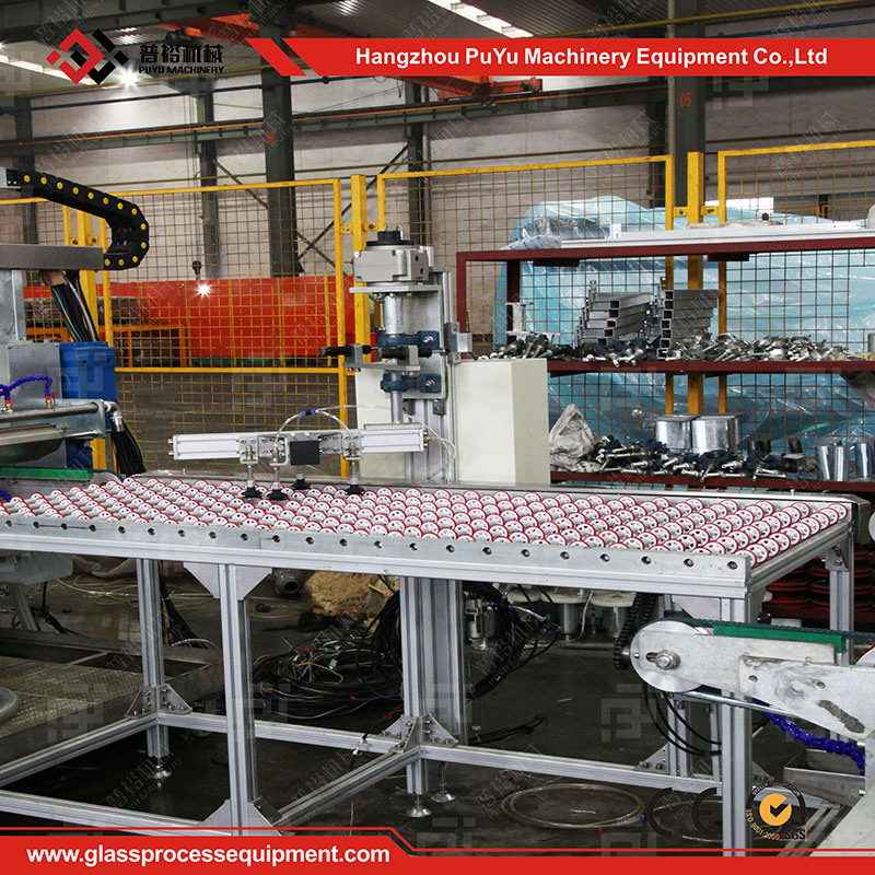 Ultrathin Electronic Glass Straight-Line Edging Machine with High Accuracy