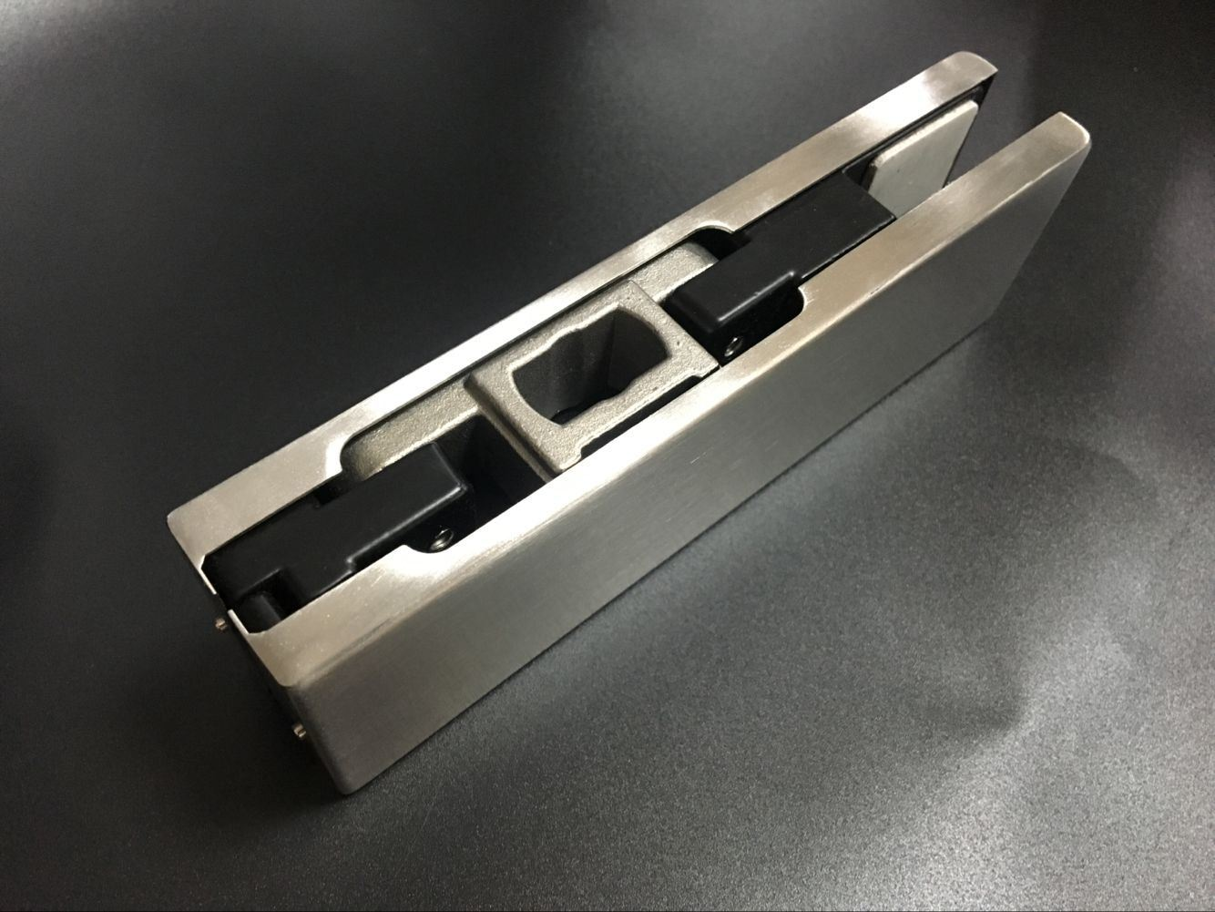 Ks-010d Mirror Cover Bottom Patch Fitting for Floor Hinge