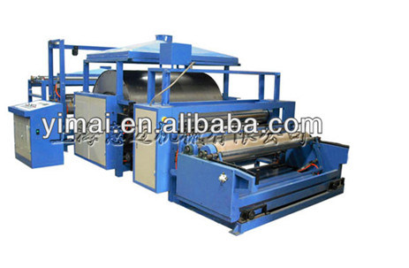 Ym49 Double-Use Bonding Machine for Transferring and Coating 520m/Min