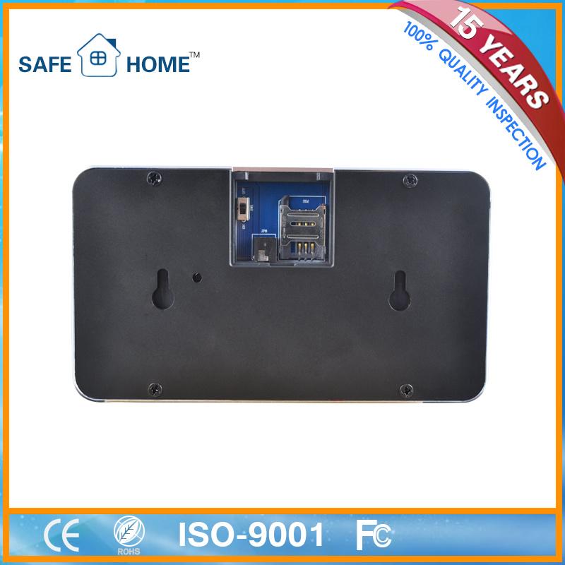 APP Control GSM SMS Home Burglar Security Alarm