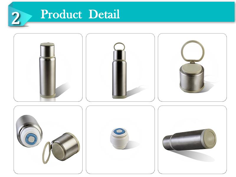 Stainless Steel Vacuum Flask Water Bottle Coffee Flask