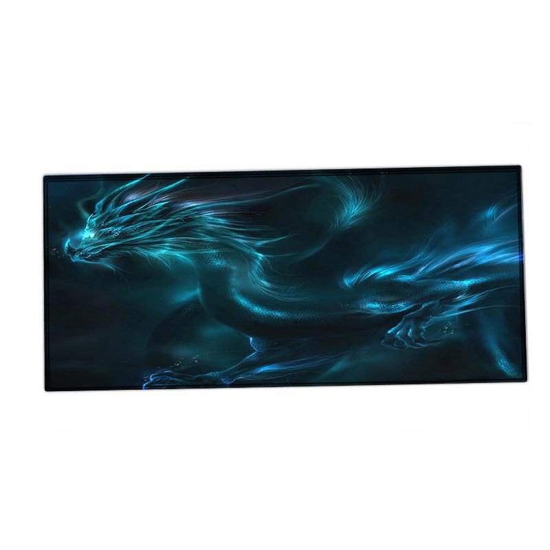 New Cartoon Rubber Gaming Mouse Pad Laptop Game Mice Mat XL Large Size 900*400mm