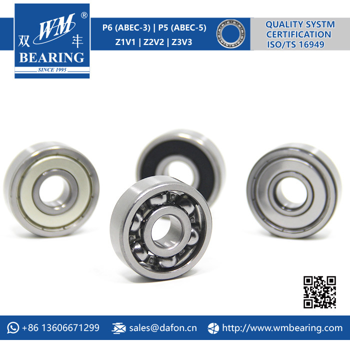 6301 C3 Auto Motorcycle Motor Parts Deep Groove Ball Bearing