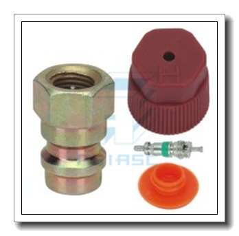Customized Auto A/C Cap Service Port Fitting Adapter MD2030&2031