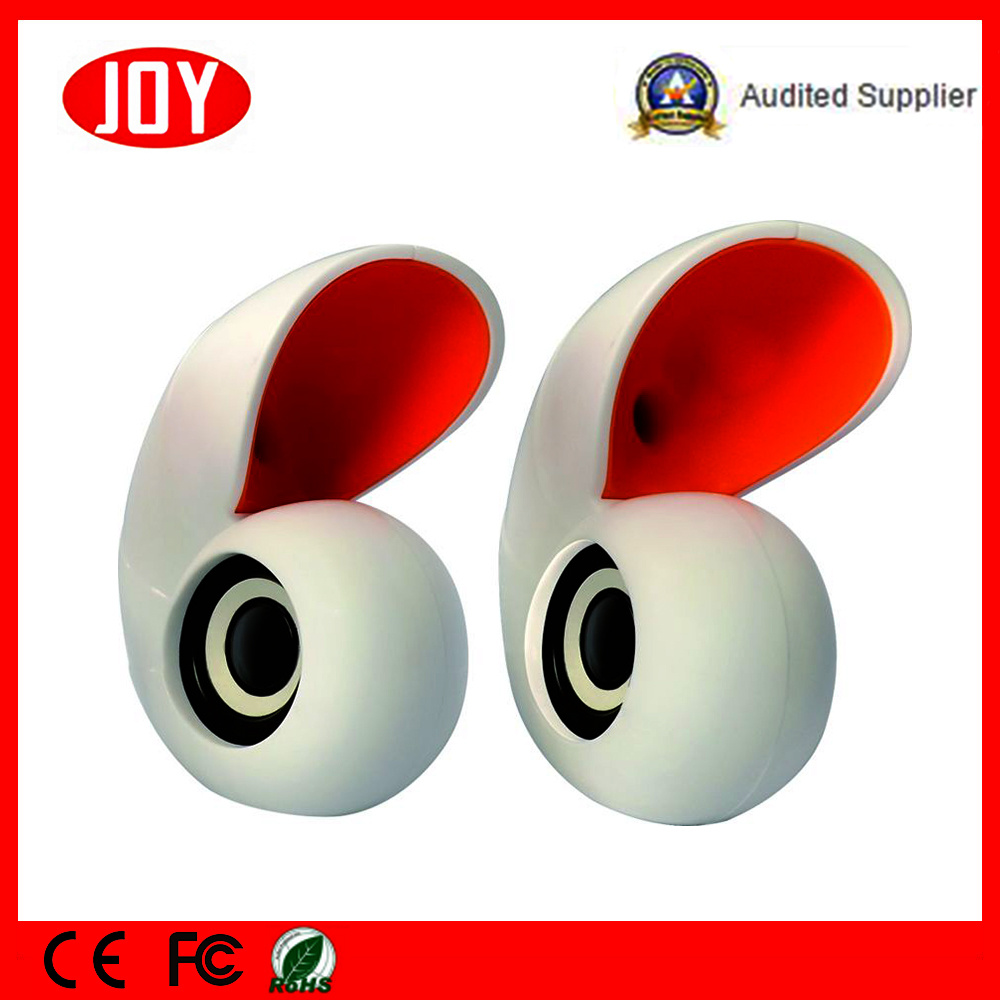 Fahionable Model USB Speaker Mini Poratble Box