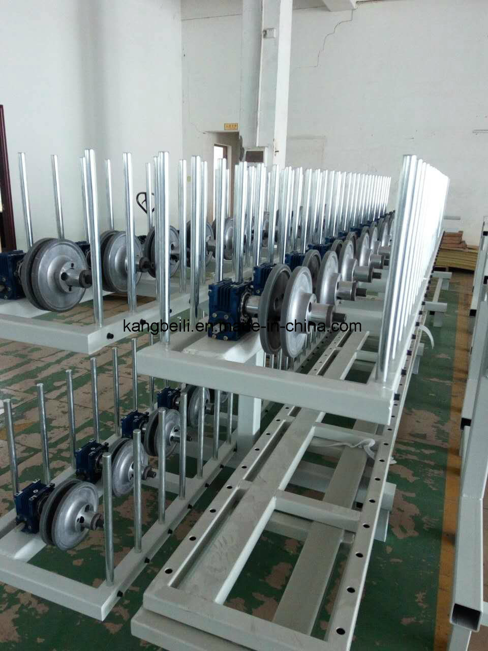 HDF Board TUV Certificated Furniture Decorative Mingde Brand Woodworking Wrapping Machine