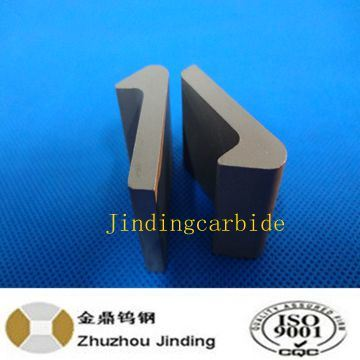 Cemented Carbide Tip for Tamping Tines