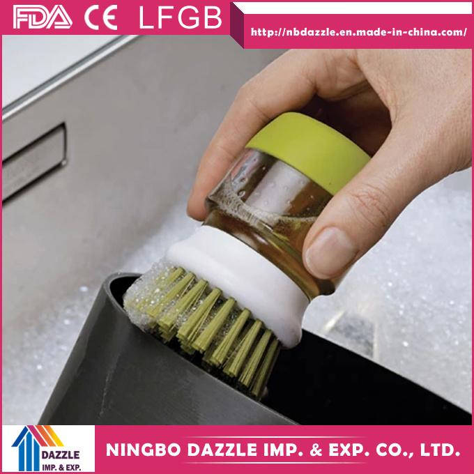 Good Grips Soap Dispensing Kitchen Dish Brush