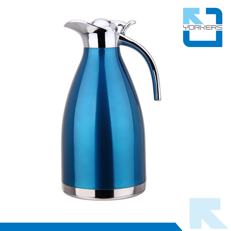 304 Stainless Steel Vacuum Tea Pot & Thermos