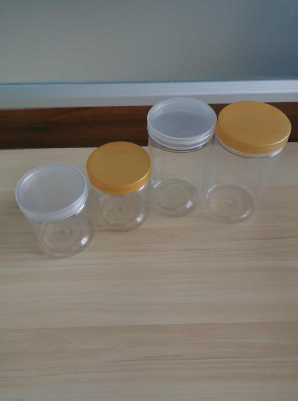Pet 500ml Plastic Bottle for Comfortable Food