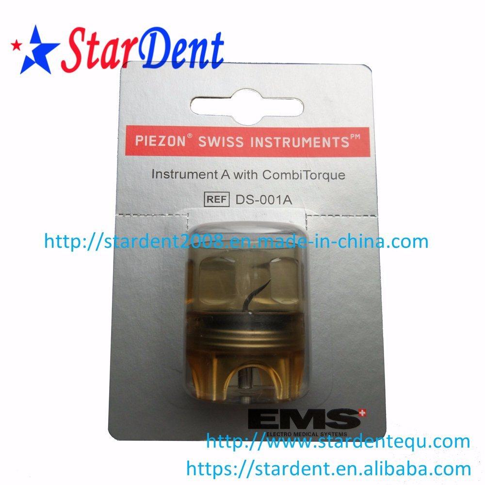 Original EMS A Tips Ultrasonic Piezo Scaler/Dental Piezo Ultrasonic Scaling Tips