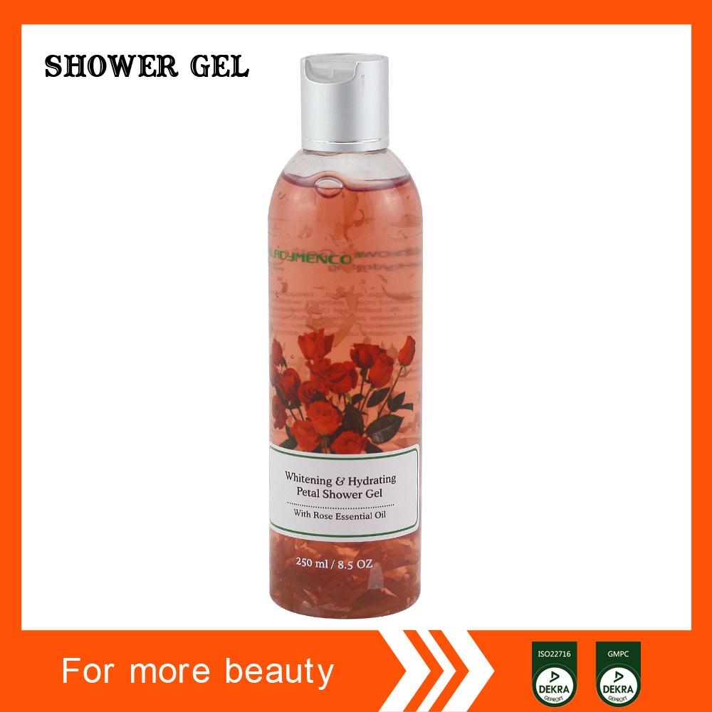 Rose Petal Shower Gel Wholesale