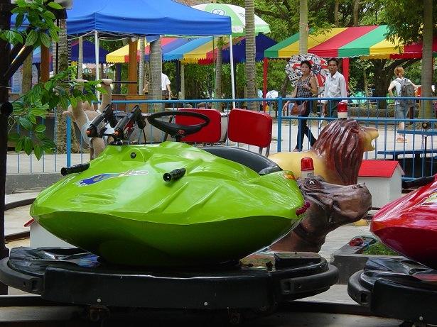 Chasing Chariots - Kiddie Amusement Equipment