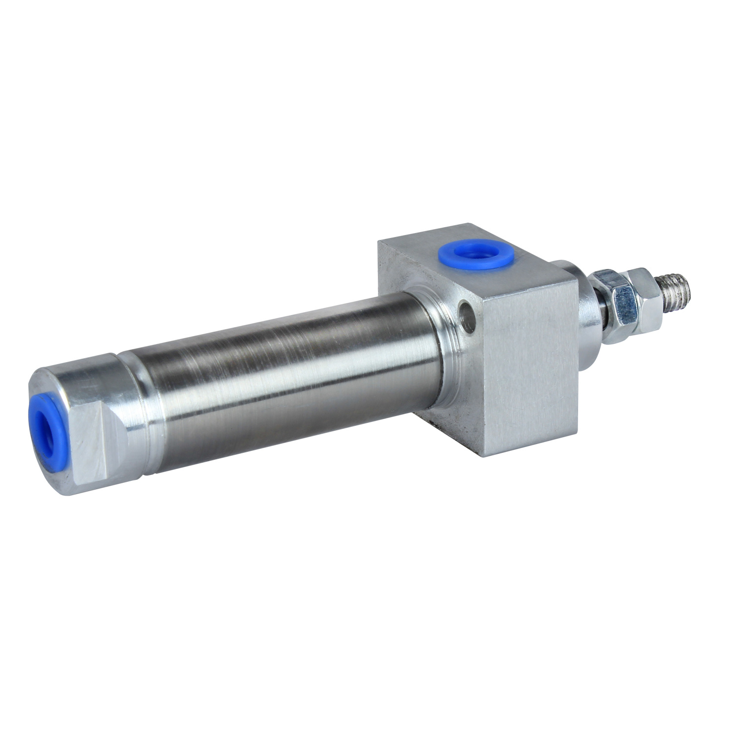 Dopow DAB Slim Square Cap Pneumatic Cylinder Smctype