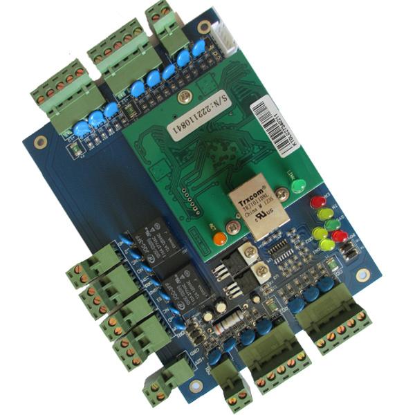 TCP/IP Wiegand26 Network Separate Door Access Controller