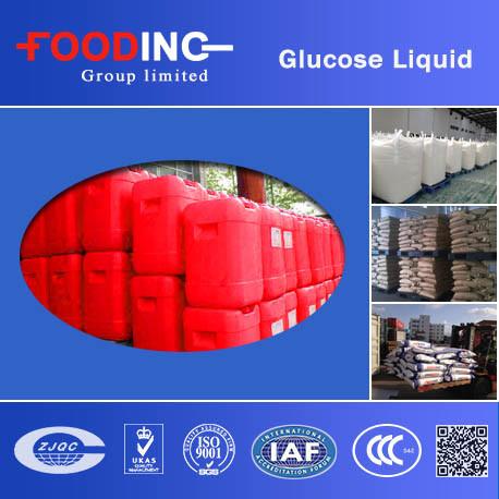 De 50-55 Liquid Glucose Glucose Syrup on Sale