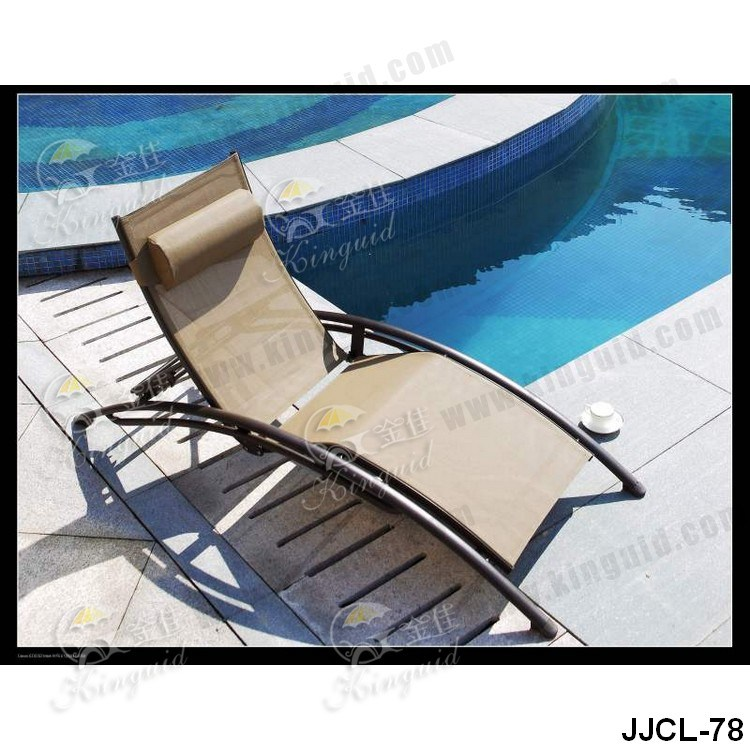 Outdoor Furniture, Beach Chaise Lounge, Jjcl-78
