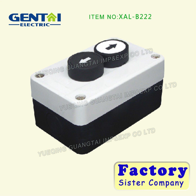 Xal Series Push Button Control Switch Box Elevator Control Box