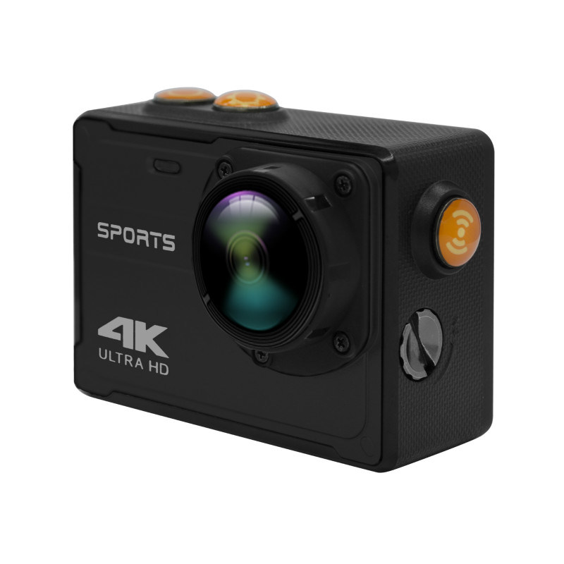 16MP 4k 130 Degree Wide View WiFi Sports Camera
