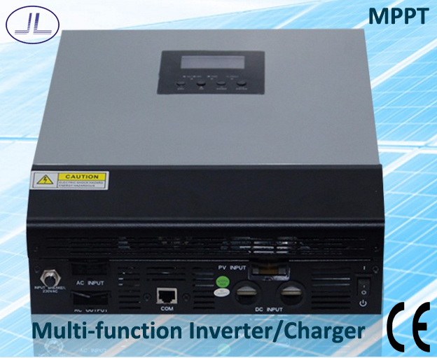 2.4kw Multi-Function Inverter/MPPT Solar Charger