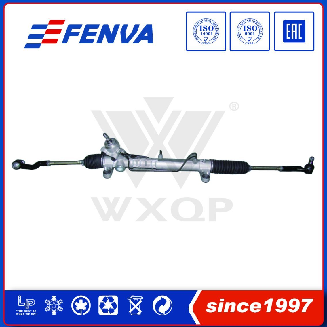 Power Steering Rack and Pinion for Toyota Corolla E12j/Nde12/Zze12 (44250-12670)