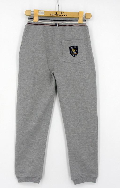 2017 Mens Fashion Fleece Sweat Jogger Sports Pants Trousers (P3036)