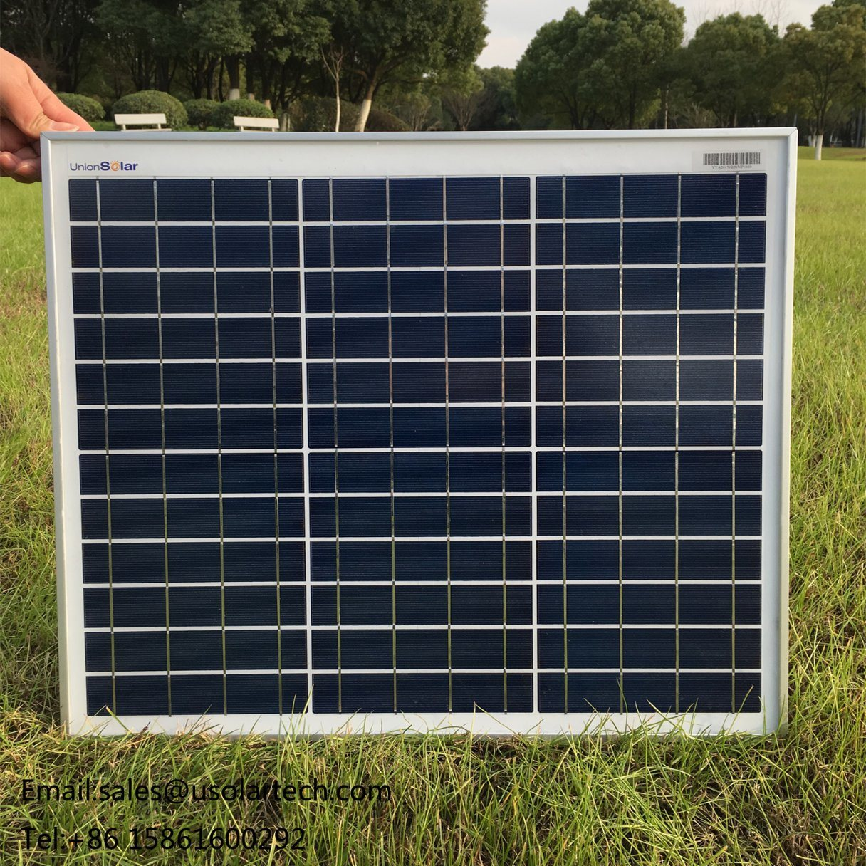 5W/10W/20W/40W Hot Sale Solar Panel for Solar Light