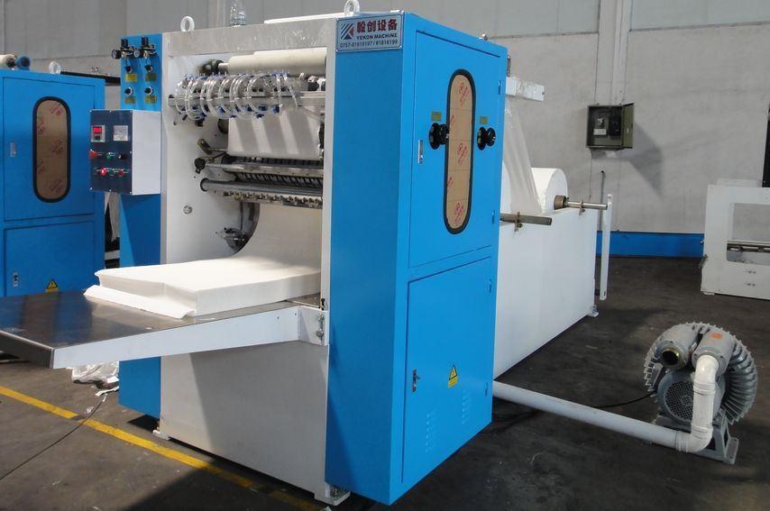 Yekon Facia Tissue Folding Machine