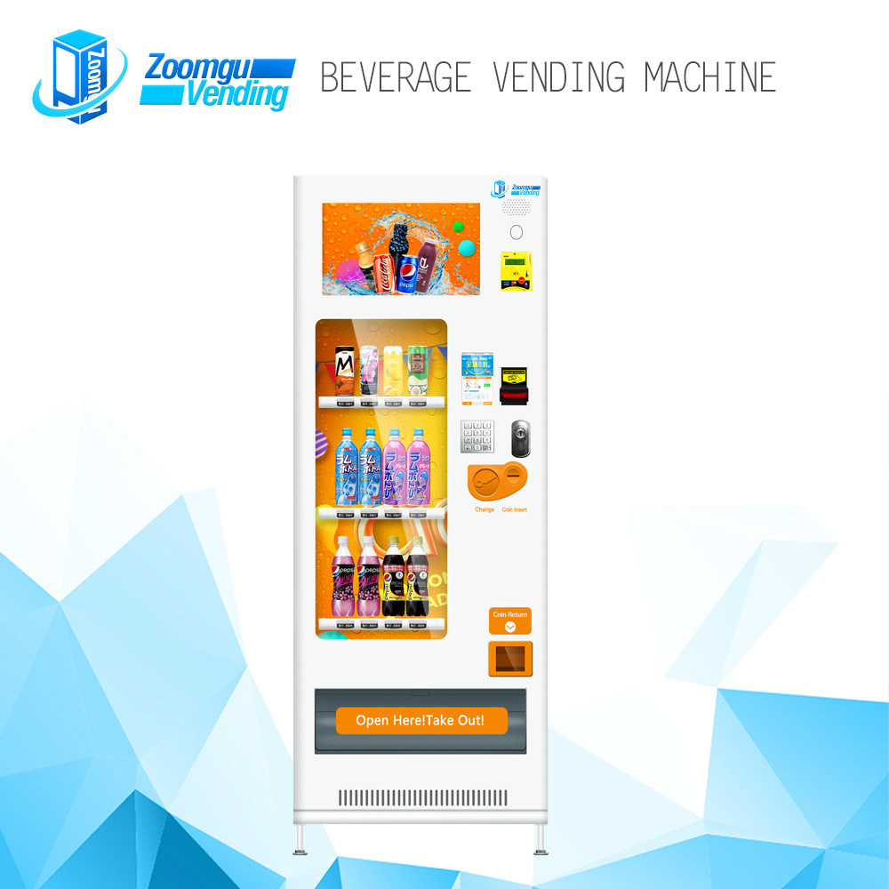 Small Beverage Vending Machine Zg-Mcs-Mini