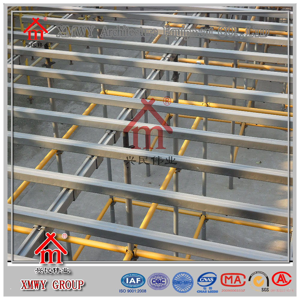 Q235 Steel I Beam Substitute Formwork Used for Concrete Work