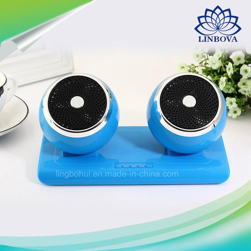 Multi-Function Stereo Bass Bluetooth Speaker FM Radio Portable Loudspeaker