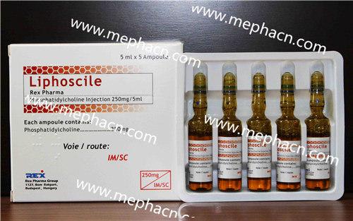 Phosphatidylcholine Injection for Body Slimming