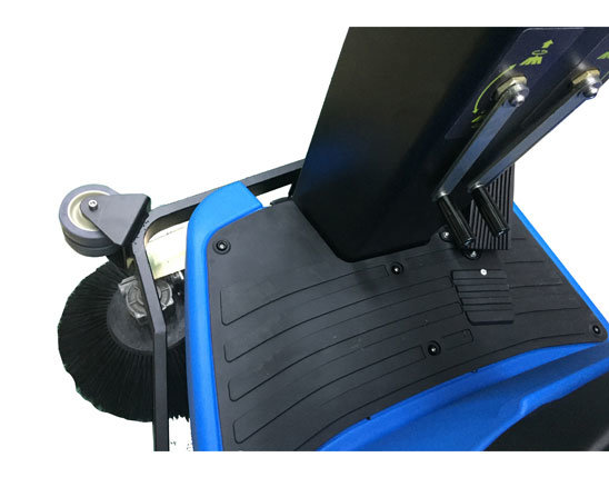 Gadlee Ride-on Sweeper and Scrubber (GT180 75RS)