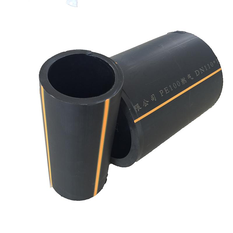 Large Diameter Gas Plastic Polyethylene Tube