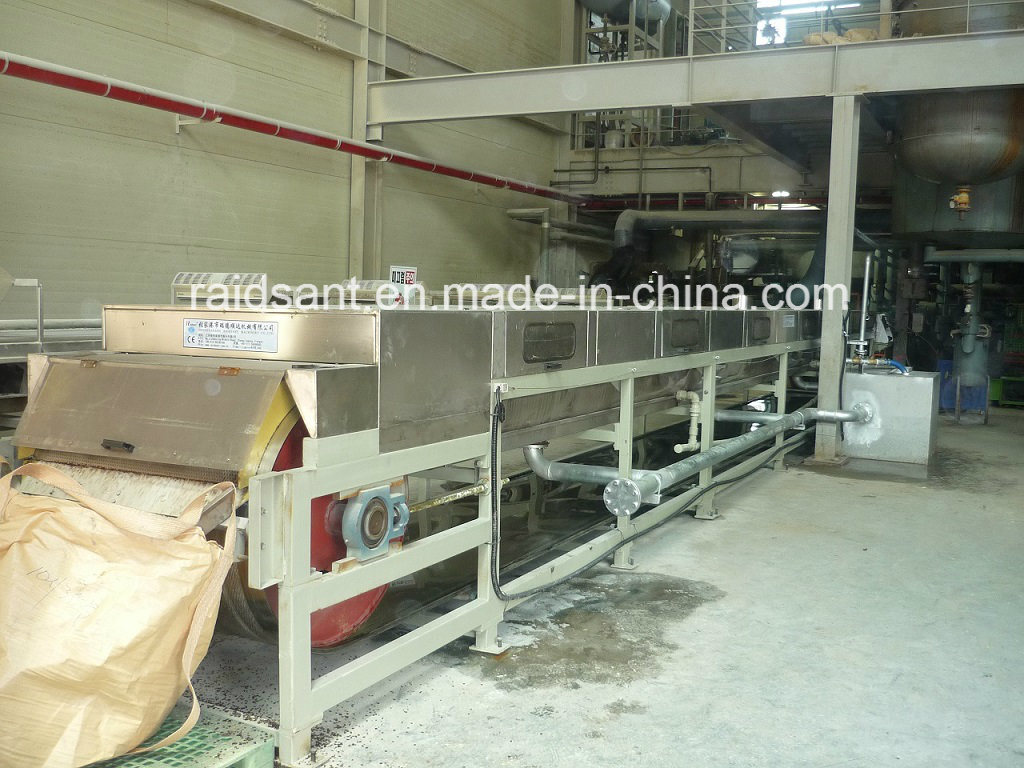 Resin Steel Belt Cooling Pelletizer