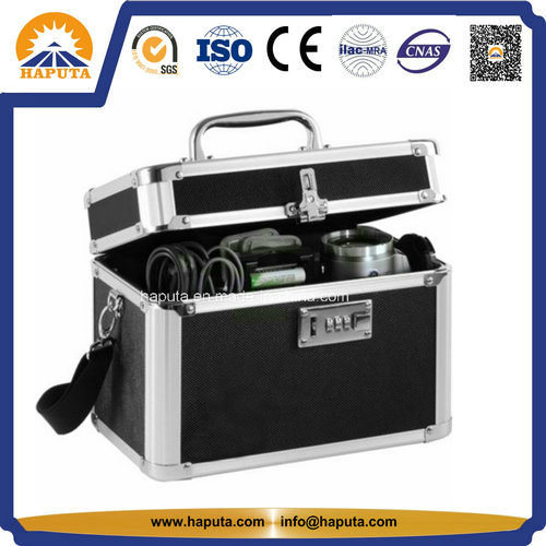 Aluminium Storage Case for Camera with Combination Lock (HC-2001)