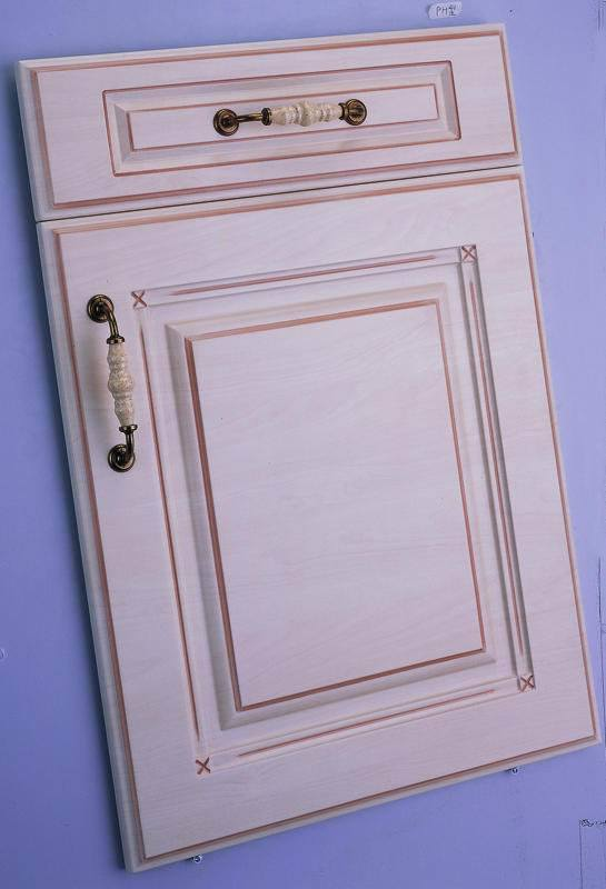 Pvc Cabinet Doors : China pvc kitchen cabinet door bd