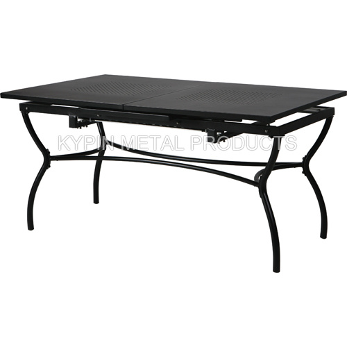 China Outdoor Metal Furniture Steel Table CB 165