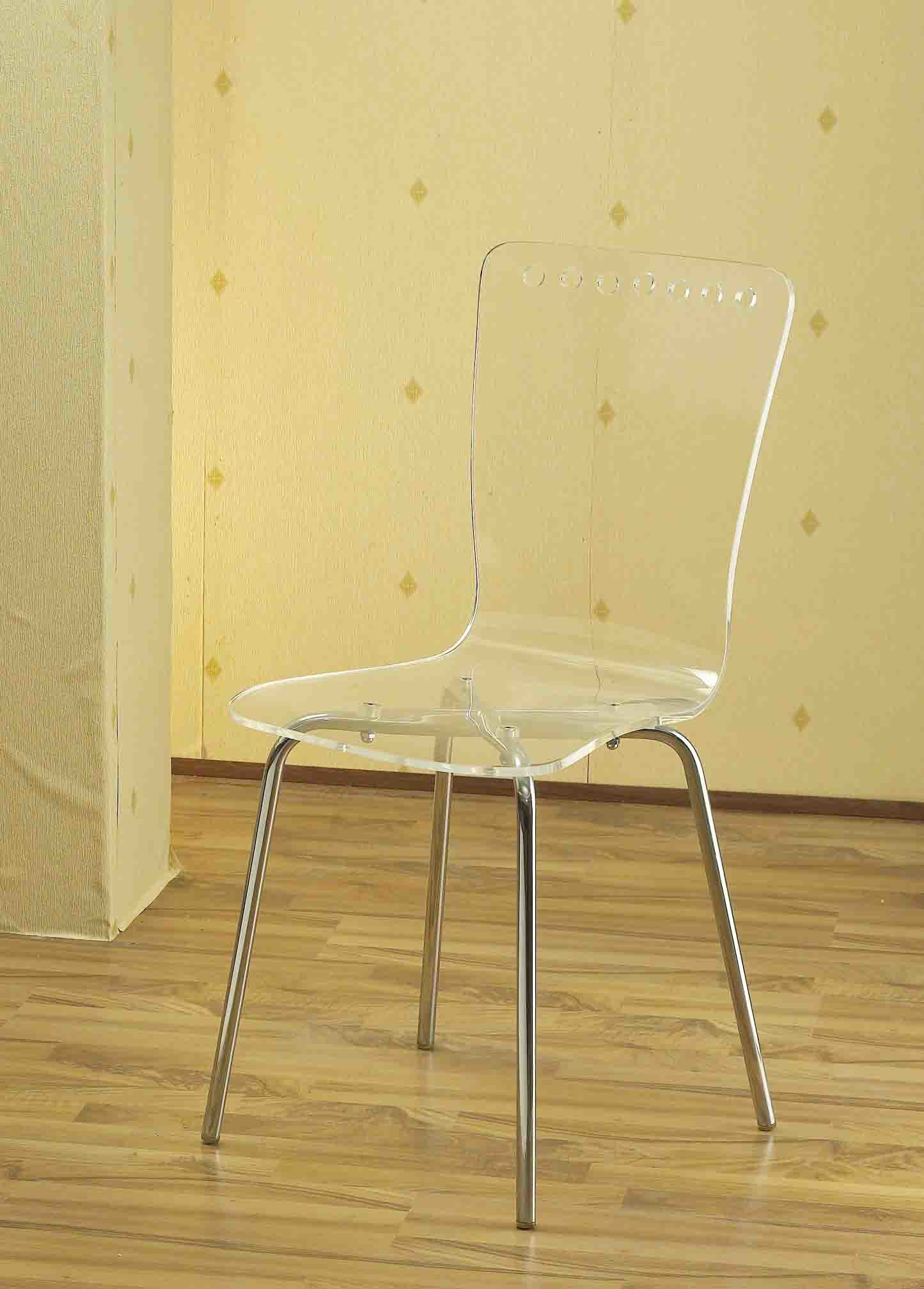 ... Acrylic Dining Chair (FAY-514) - China Dining Chair, Dining Chairs