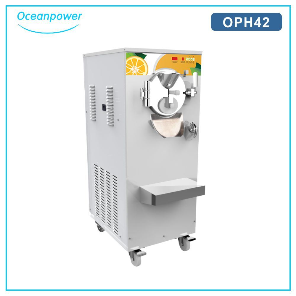 Hard Ice Cream Machine (Oceanpower OPH42)