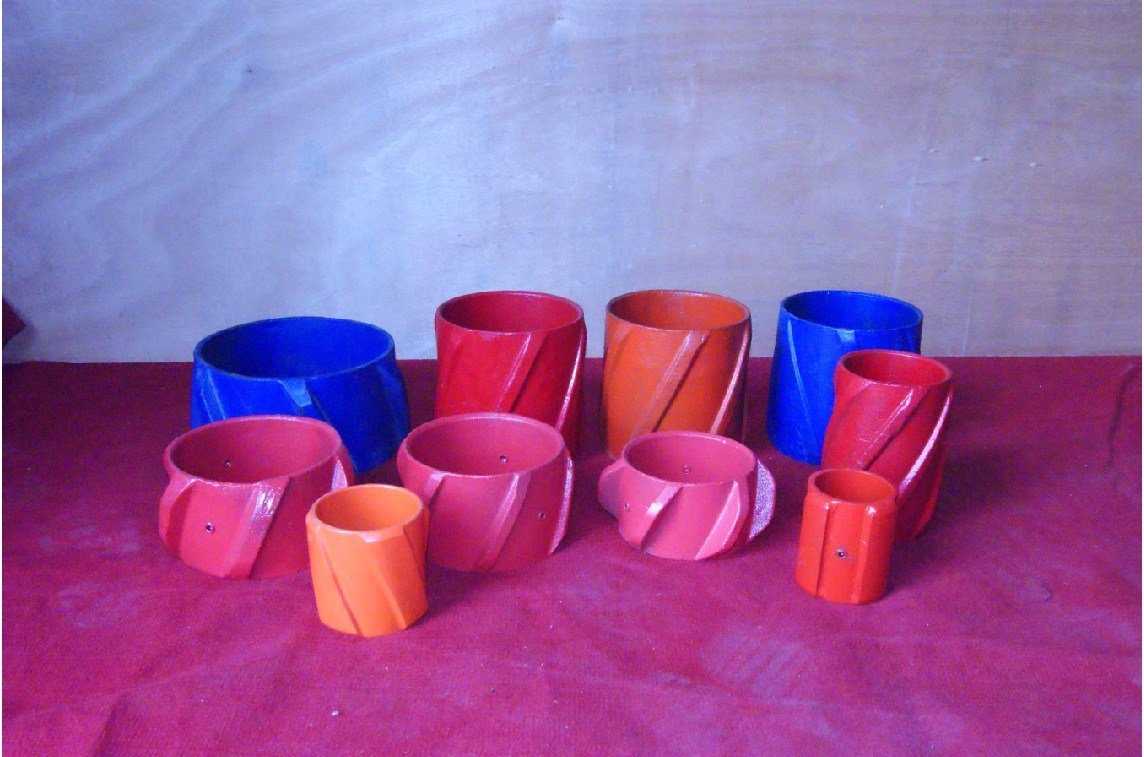 Slip-on Ultra Rigid Casing Centralizer