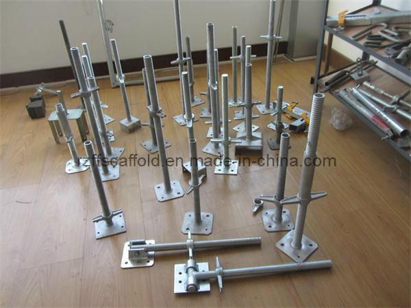 Types of Scaffolding Jack Base