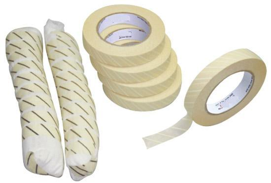 Pressure Autoclave Steam Indicator Tape for Medical