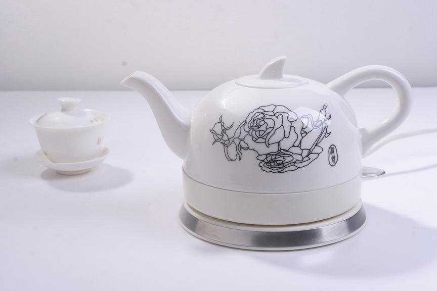 Novelty Tea Kettles ~ China l novelty design ceramic cordless electrical tea