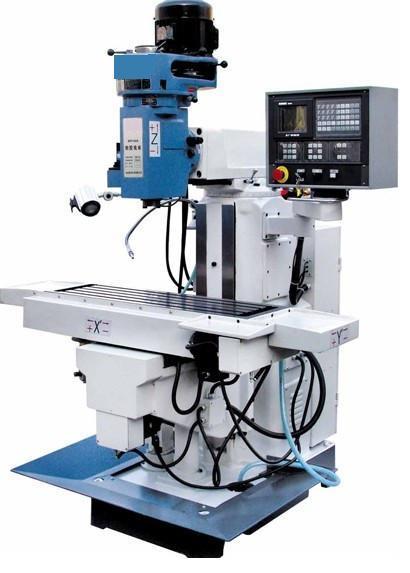 Economical CNC Milling Machine (CNC Turret Milling Machine XK7130 XK7130A)