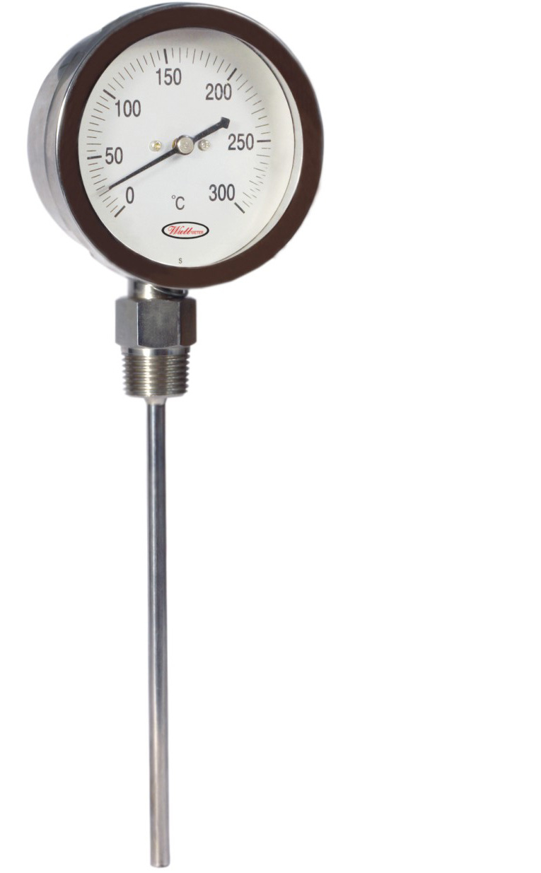 China Bimetal Thermometer Bt I150 China Bimetal
