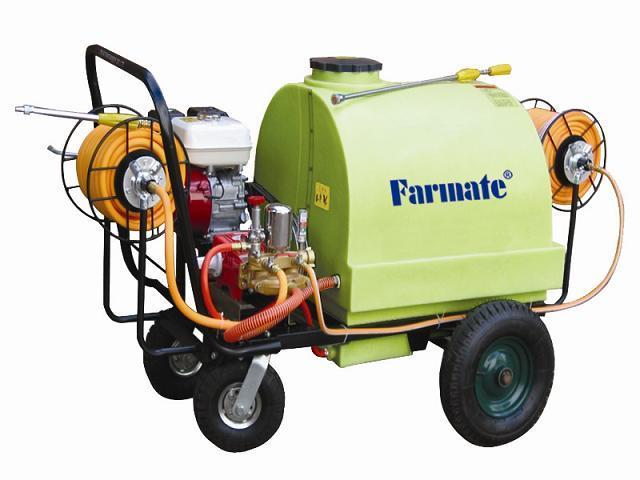 Trolley gasoline engine power sprayer TF-45/168F-300
