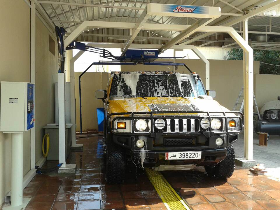 Hot Sale Touchless Car Wash Machine CH-200